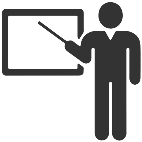 Teacher icon site